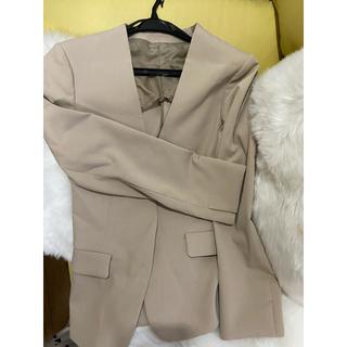 スーツカンパニー(THE SUIT COMPANY)のthe suit company スーツジャケット(ノーカラージャケット)