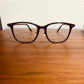 ジンズ(JINS)の本日限定値下げ JINS眼鏡 ウェリントン(サングラス/メガネ)