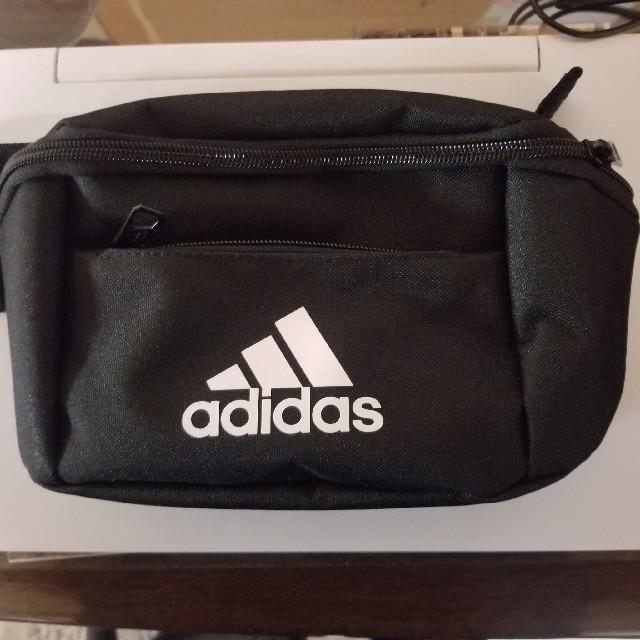 adidas(アディダス)のアディダス ボディバック レディースのバッグ(ボディバッグ/ウエストポーチ)の商品写真