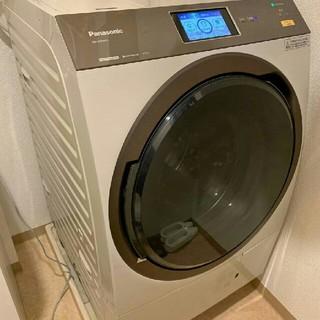 Panasonic - パナソニック  ドラム式洗濯乾燥機 NA-VX9900L-N 11kg  左開き