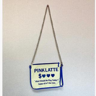 ピンクラテ(PINK-latte)のPINK-latte ショルダーバッグ(ショルダーバッグ)