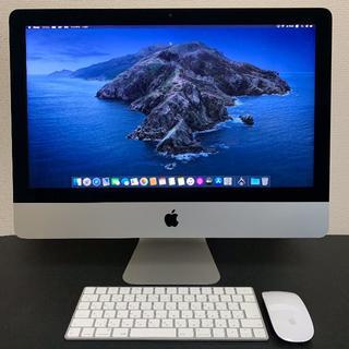 アップル(Apple)の超美品!!Corei7換装可!! iMac2017 4K21.5inch(デスクトップ型PC)