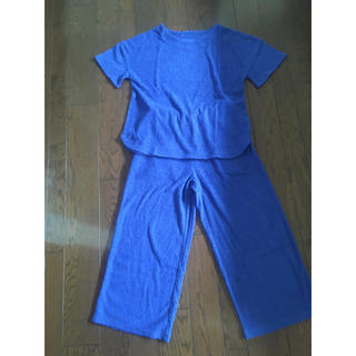 キッドブルー(KID BLUE)のキッドブルー 新品未未使用パジャマブルー(パジャマ)