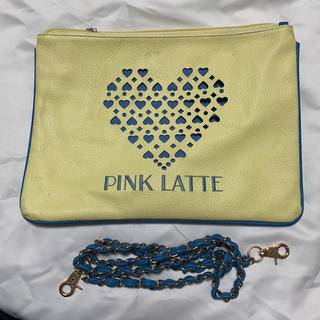 ピンクラテ(PINK-latte)のピンクラテバッグ(ショルダーバッグ)