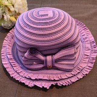 アナスイミニ(ANNA SUI mini)のアナスイ ミニ 帽子 ハット(帽子)