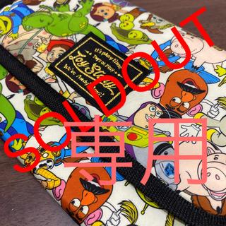 トイストーリー(トイ・ストーリー)のトイストーリー マルチケース 母子手帳 通帳 カード(母子手帳ケース)