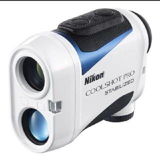 ニコン(Nikon)のCOOLSHOT PRO STABILIZED(ビデオカメラ)