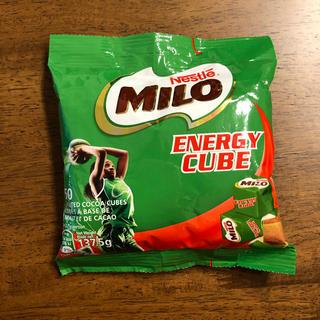 ネスレ(Nestle)のミロ エナジーキューブ(菓子/デザート)