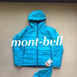モンベル(mont bell)の新品   mont-bell    リバーシブル(ダウンジャケット)