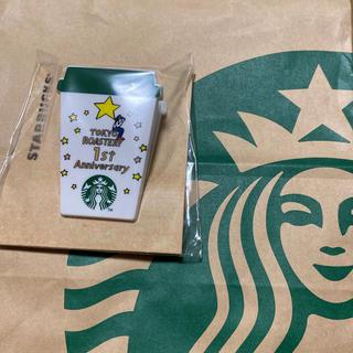 スターバックスコーヒー(Starbucks Coffee)のコーヒージャーニークリップ(その他)