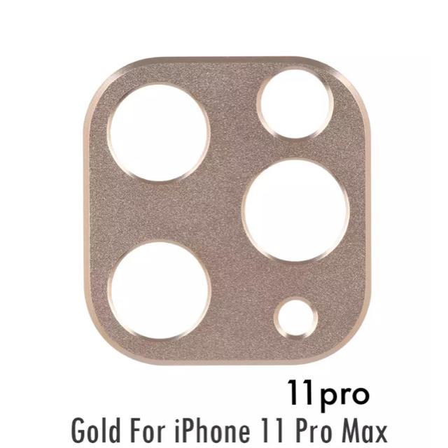 マイケルコース  iPhone 11 Pro ケース アップルロゴ 、 〖新品〗激安 iPhone11pro/proMax カメラプロテクター✦ゴールドの通販 by AmiAmi♬︎shop|ラクマ