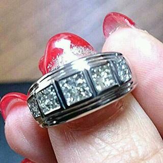 ダイヤ1ctプラチナリング(リング(指輪))