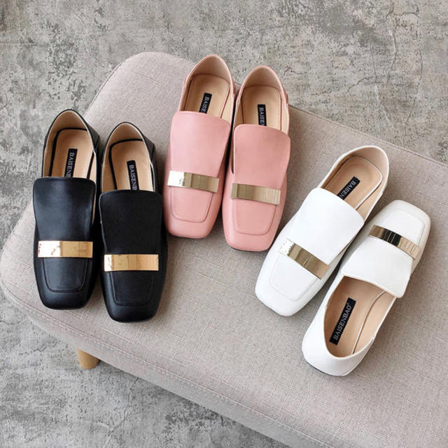 Sergio Rossi(セルジオロッシ)のセルジオロッシ タイプ バレエ スタッズ シューズ  レディースの靴/シューズ(ハイヒール/パンプス)の商品写真
