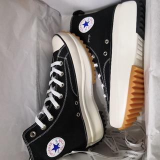 コンバース(CONVERSE)のConverse JW anderson run star hike コンバース(スニーカー)
