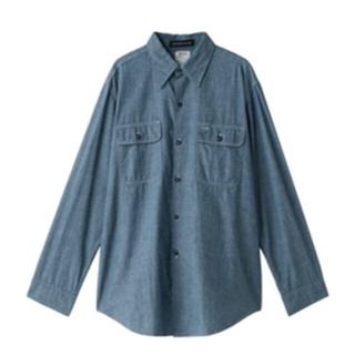 マディソンブルー(MADISONBLUE)の美品 マディソンブルー  シャンブレー シャツ 01 (シャツ/ブラウス(長袖/七分))