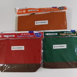 ルクルーゼ(LE CREUSET)のクルーゼトートバッグ 全3色(トートバッグ)