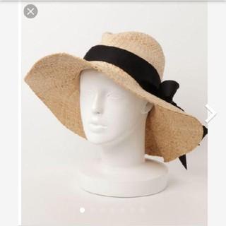 イエナ(IENA)の《3/31削除予定》Lola hats ローラハット(麦わら帽子/ストローハット)