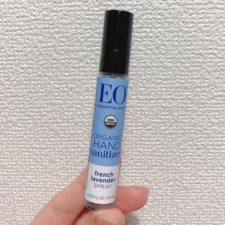 イーオー(EO)のEO オーガニック ハンドサニタイザー(日用品/生活雑貨)