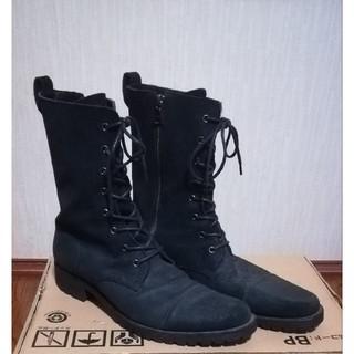 バーバリーブラックレーベル(BURBERRY BLACK LABEL)のBURBERRY BLACK LABEL バーバリーブラックレーベル ブーツ(ブーツ)