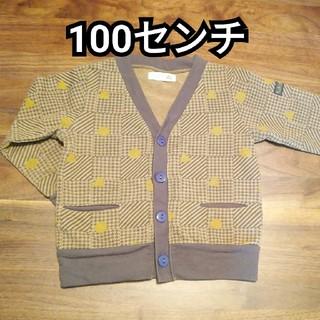 フタフタ(futafuta)のfutafuta カーディガン 100センチ(カーディガン)