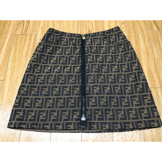 フェンディ(FENDI)のFENDI スカート(ミニスカート)