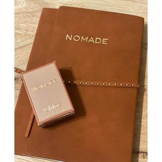 クロエ(Chloe)のクロエ ノマド オードトワレ 5ml & トラベルダイアリー ノート(香水(女性用))