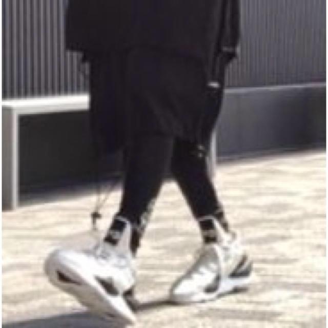 Y-3(ワイスリー)の激レア Y-3 レギンス ユニセックス可能、TRACK LEGGING メンズのパンツ(その他)の商品写真