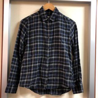 チャオパニックティピー(CIAOPANIC TYPY)のチェックシャツ ネルシャツ(シャツ/ブラウス(長袖/七分))