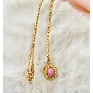 新品 ◆スイスインポート 目玉品 ネックレス ミルキーピンク(ネックレス)