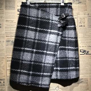 ロデオクラウンズ(RODEO CROWNS)のRODEO CROWNS ロデオクラウンズ スカート サイズM(ひざ丈スカート)