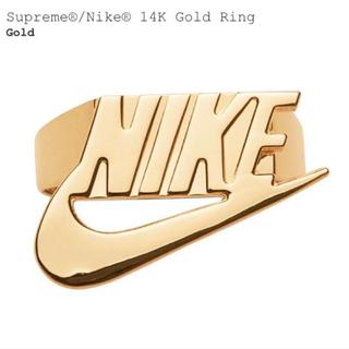 シュプリーム(Supreme)の新品 シュプリーム nike supreme 指輪 ring ナイキ リング(リング(指輪))