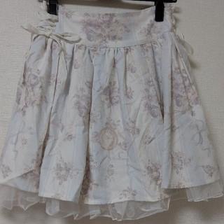 LIZ LISA - リズリサ リボン フリル スカート