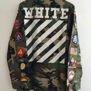 OFF-WHITE - ミリタリージャケット