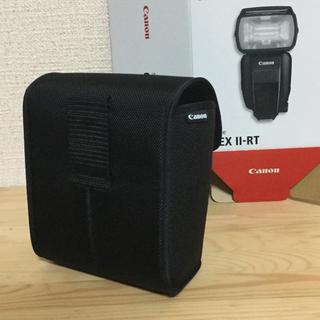 キヤノン(Canon)のケースのみ!Canon Speedlite 600EX II-RT(ストロボ/照明)