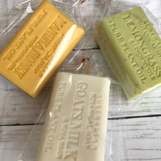コストコ - ⭐︎数量限定⭐︎オーストラリアン ボタニカルソープ  3種セット コストコ 石鹸