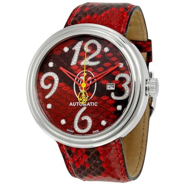 グッチ 時計 偽物 見分け方並行輸入 、 ジェイコブ Valentin Yudashkin Red Python の通販