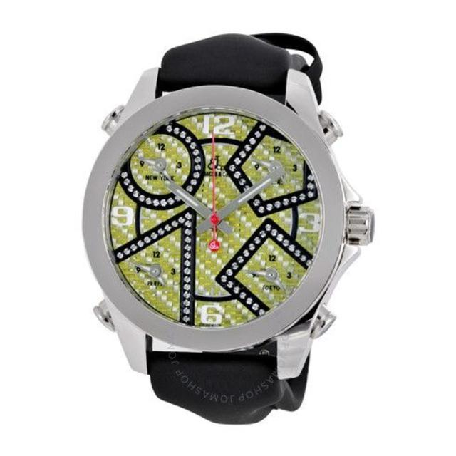 レプリカ 時計 ロレックスサブマリーナ 、 ジェイコブ Five Time Zone Carbonの通販