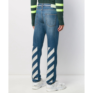 OFF-WHITE - Off White jeans
