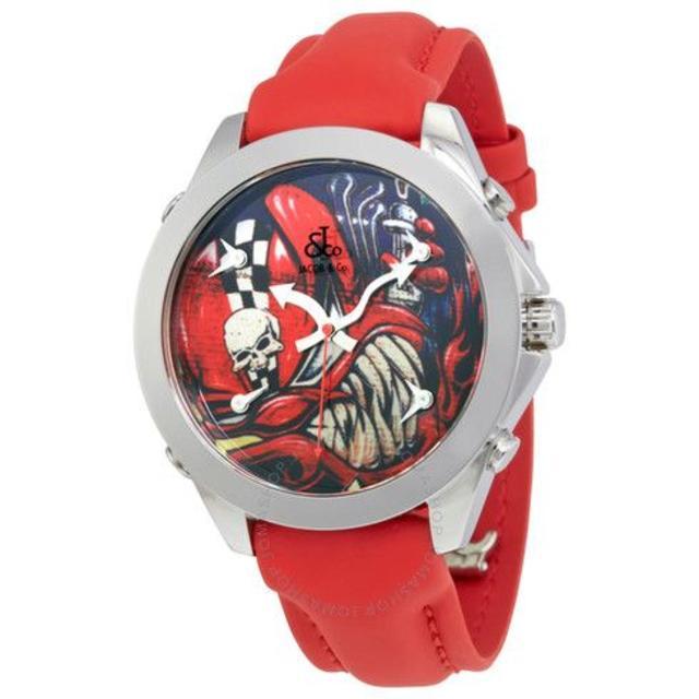 偽物ロレックス 時計 | ジェイコブ Five Time Zone Graffiti Collectionの通販