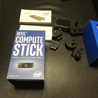 インテレクション(INTELECTION)のintel compute stick(PC周辺機器)