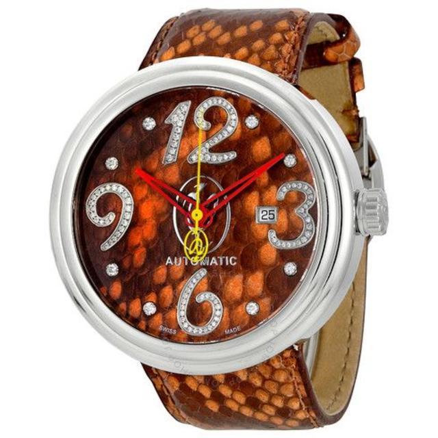 エンポリオアルマーニ 時計 偽物 見分け方 x50 | ジェイコブ Valentin Yudashkin Orange Dialの通販