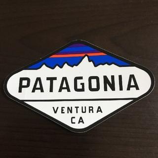 patagonia - 「縦5.6cm横8.9cm」patagonia 公式ステッカー