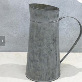 Francfranc - アンティーク ブリキ 水差し ガーデニング 花瓶 インテリア ドライフラワー