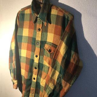 マックレガー(McGREGOR)の40s Mcgregor wool shirt(シャツ)