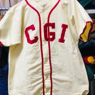 アートヴィンテージ(ART VINTAGE)のUSA製 ベースボールシャツ 70s(シャツ)
