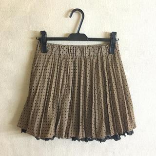 マーキュリーデュオ(MERCURYDUO)のマーキュリーデュオ ドットスカート♡(ミニスカート)
