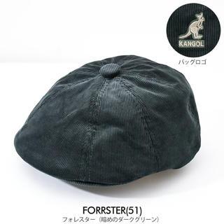 カンゴール(KANGOL)のKANGOL ハンチング 帽子(ハンチング/ベレー帽)