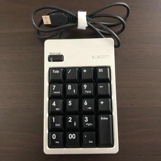エレコム(ELECOM)のELECOM TK-BT3 エレコム テンキーボード(PC周辺機器)