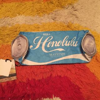 アッシュペーフランス(H.P.FRANCE)のアッシュペー 個性派缶ジュースクラッチ(クラッチバッグ)