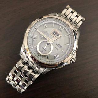 シチズン(CITIZEN)のシチズン 腕時計 ビッグデイト チタン エコドライブ E310-S049148(その他)